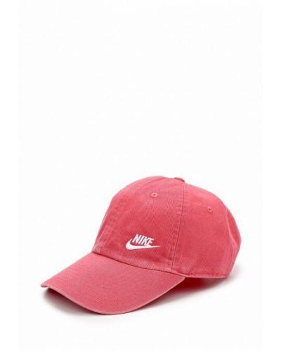Розовая панама Nike