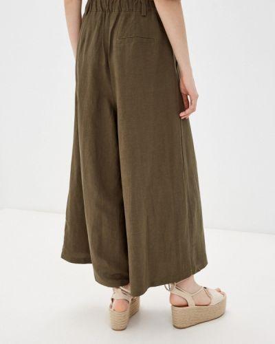 Зеленые повседневные брюки Rinascimento