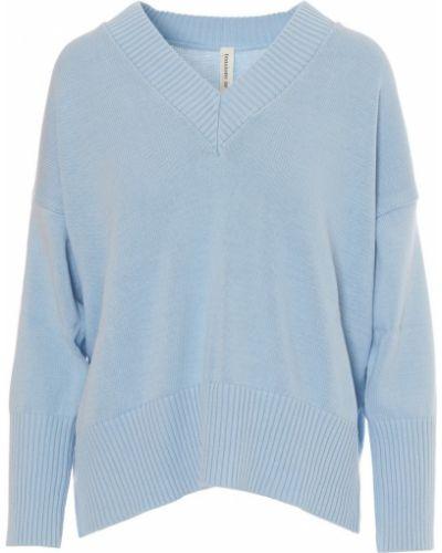 Sweter - niebieski Tensione In