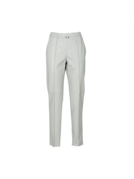 Szare spodnie Drome