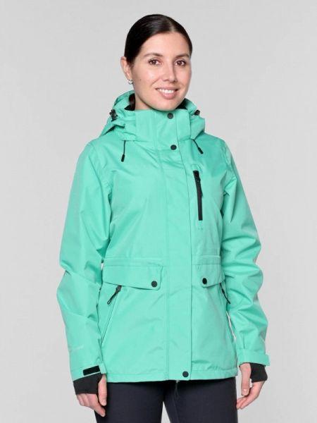 Облегченная бирюзовая куртка Snow Headquarter
