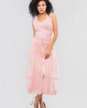 Платье - розовое Maxa