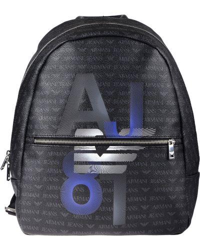 Рюкзак на молнии с отделениями Armani Jeans