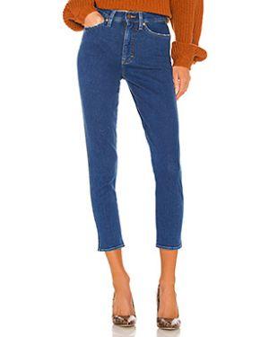 Хлопковые джинсы-скинни с пайетками на пуговицах узкого кроя Wrangler