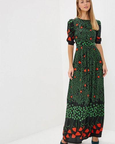 Платье зеленый Glam Goddess