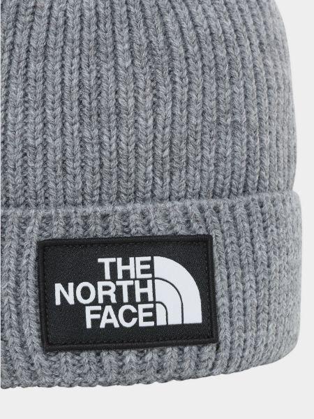Шапка - серая The North Face