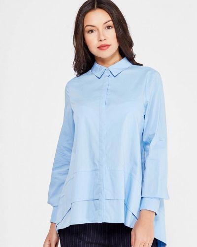 Блузка - голубая Dlys