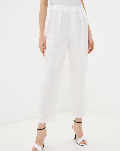 Повседневные белые брюки Rinascimento