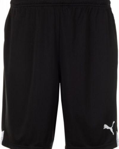 Спортивные шорты прямые футбольные Puma