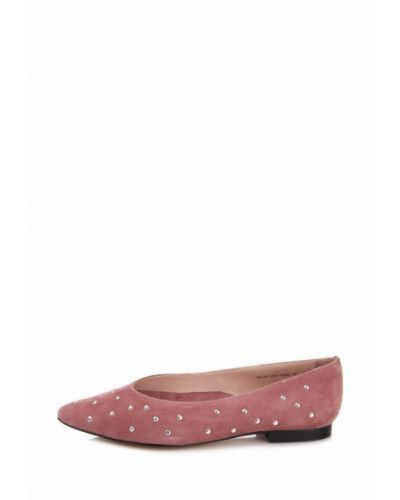 Балетки розовый Ditto