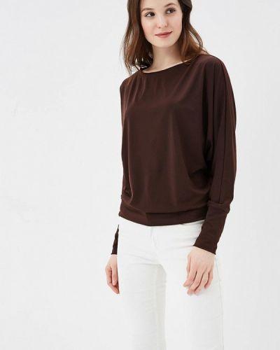 Коричневая блузка осенняя Alina Assi