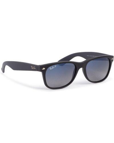 Czarne okulary Ray-ban
