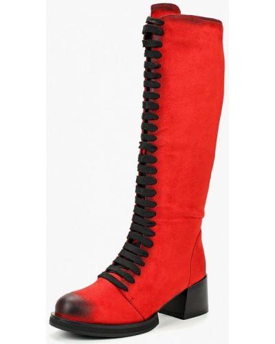 Ботинки на каблуке осенние осенние Dino Ricci Trend