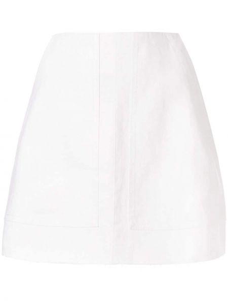 Плиссированная юбка мини Venroy