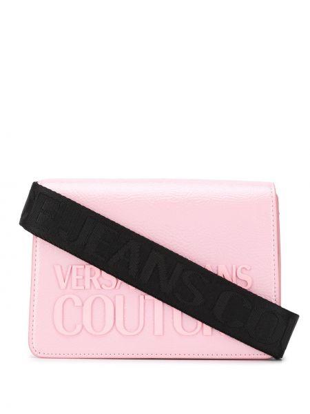 Джинсы mom с подкладкой Versace Jeans Couture