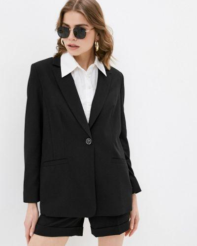 Черный пиджак Blauz