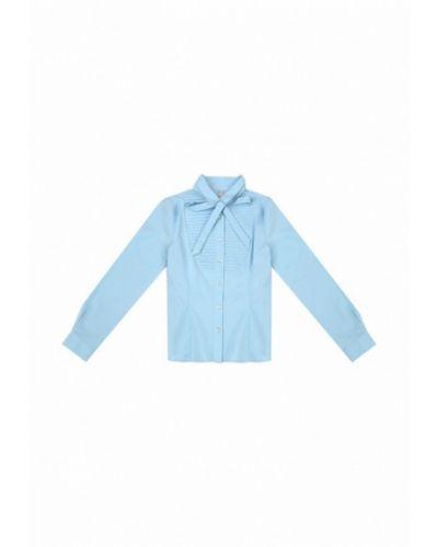 Голубая блуза S`cool