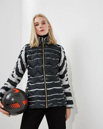 Утепленная куртка демисезонная осенняя Just Cavalli