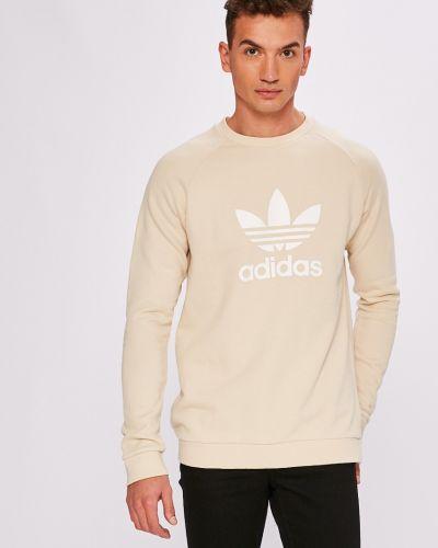 Бежевая кофта Adidas Originals