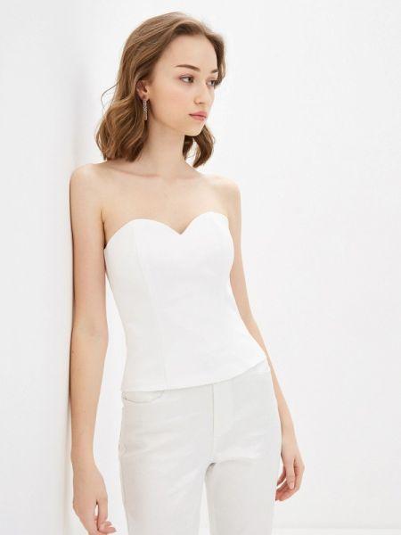 Топ белый Fashion.love.story