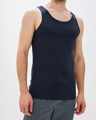 Домашняя синяя футболка Intimissimi