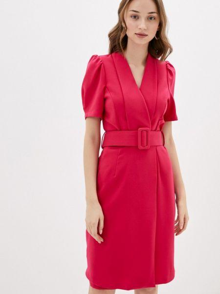 Розовое платье Rinascimento