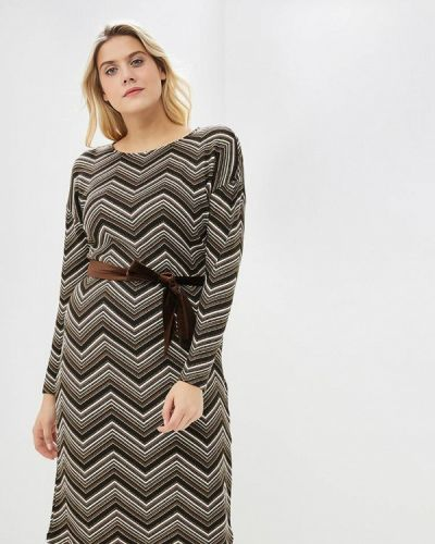 Платье - серое Sonett