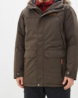 Зимняя куртка осенняя осенний Columbia
