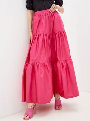 Джинсовая розовая юбка Guess Jeans