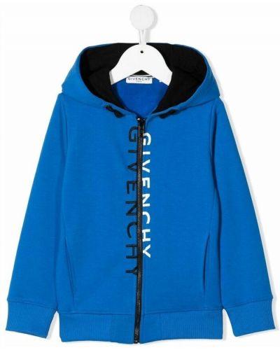 Kardigan - niebieski Givenchy