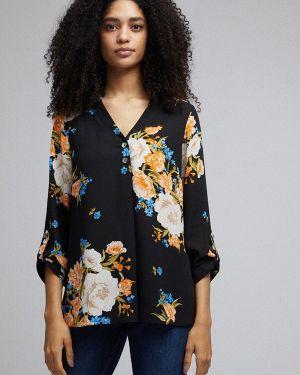 Черная блузка Dorothy Perkins