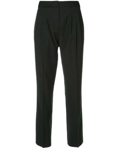 Шерстяные брюки - черные Ck Calvin Klein
