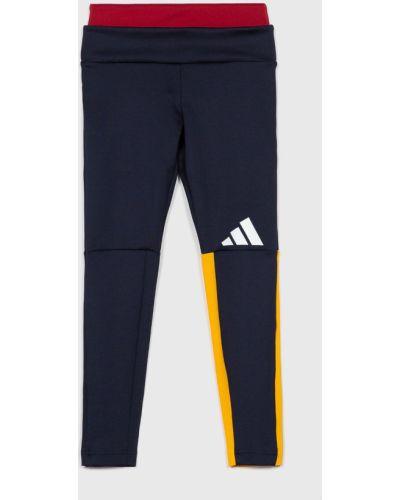 Брюки синий темно-синий Adidas Performance