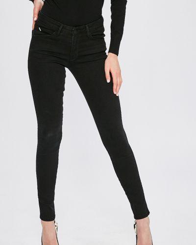 Черные джинсы-скинни Guess Jeans
