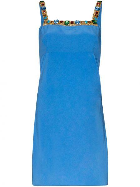 Sukienka mini biznes bez rękawów Rixo