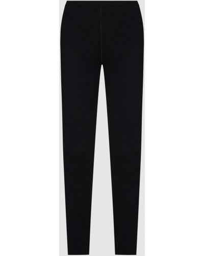 Черные брюки Valentino