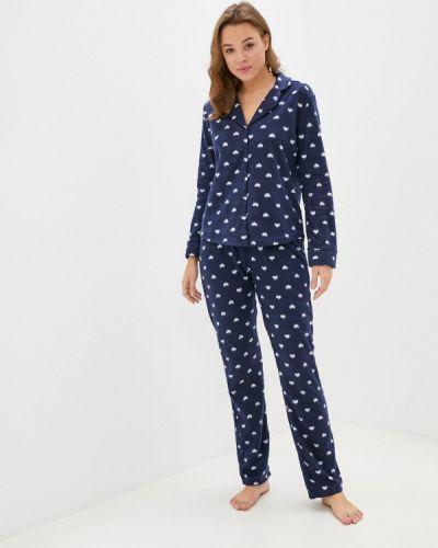 Пижамная синяя пижама Hays