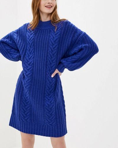 Платье осеннее вязаное Selected Femme