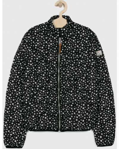 Стеганая куртка облегченная с карманами Femi Stories