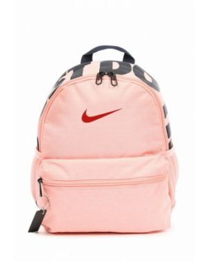 Розовый рюкзак Nike