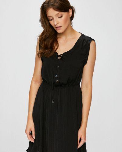 Платье мини с поясом на резинке Fresh Made