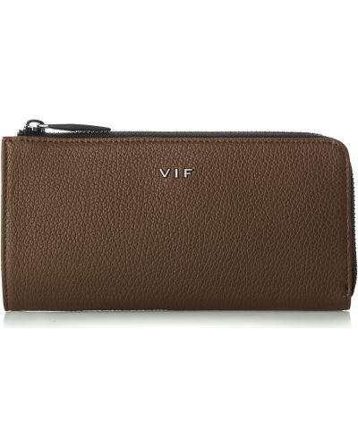 Портмоне - коричневый Vif