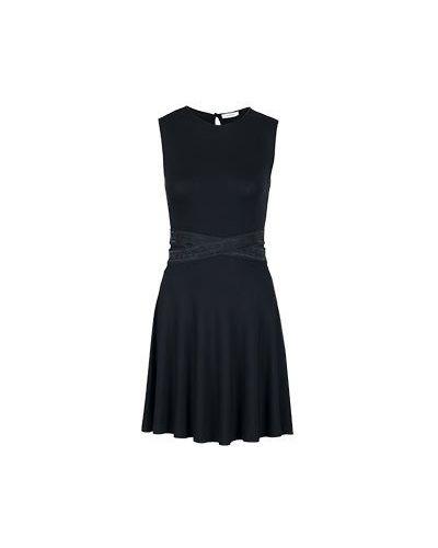 Деловое платье черное Versace Collection