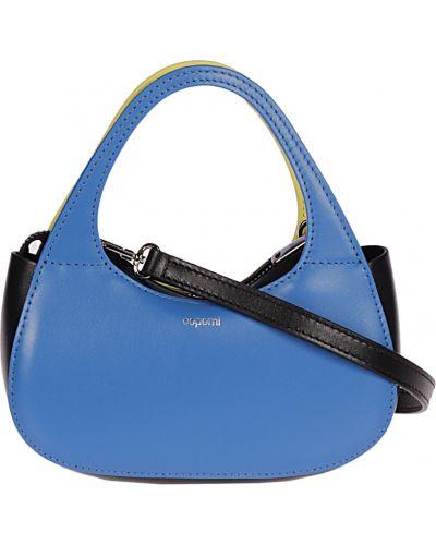 Niebieska torebka Coperni