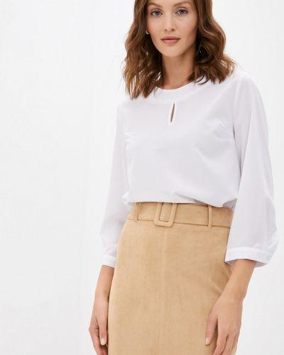 Блузка с длинными рукавами - белая Aelite