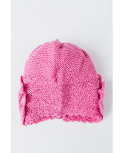 Шапка из джерси розовый Lacywear