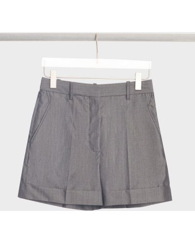 Шорты с карманами - серые Barbara Bui