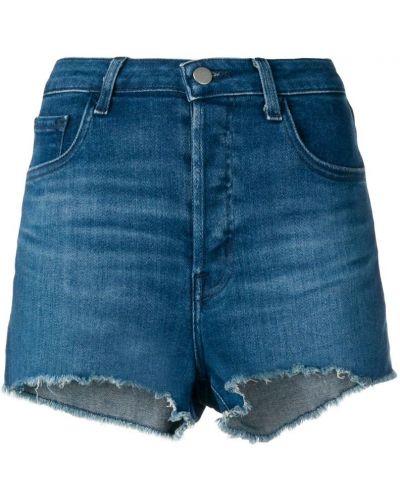 Джинсовые шорты синий средний J Brand