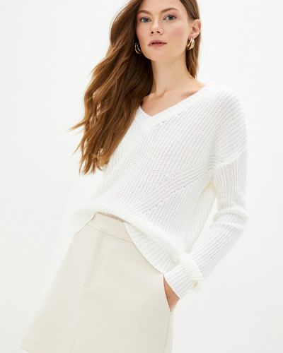 Белый пуловер Defacto
