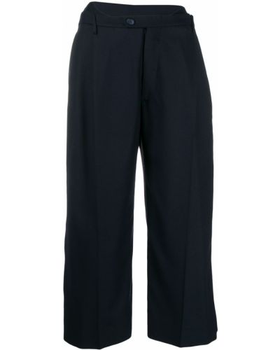 Укороченные брюки зауженные брюки-хулиганы Maison Margiela